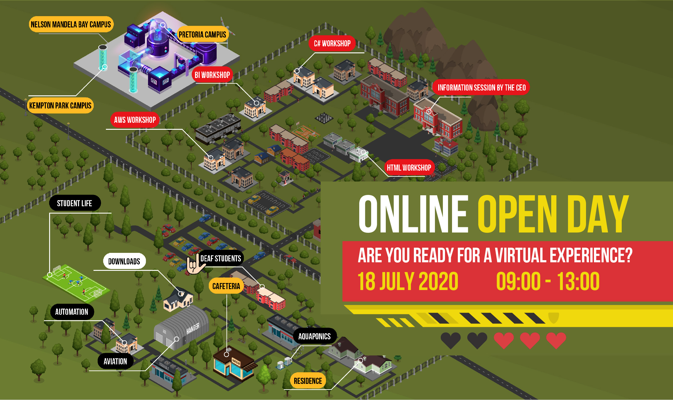 Online Open Day
